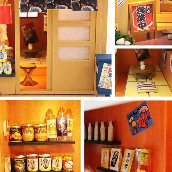 f206cf3be1f4ec0d29d00123f8052f75 600x600Japanese Grocery Store DIY Dollhouse