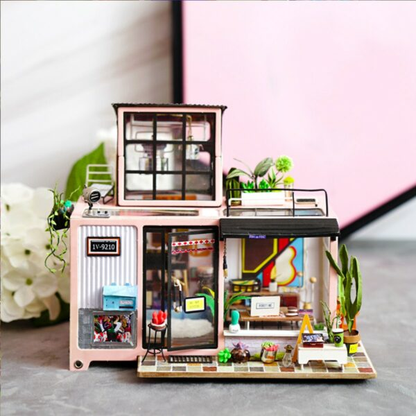 kevin s studio robotime diy miniature dollhouse kit 11