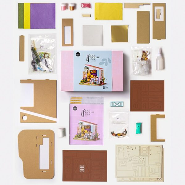lily s porch robotime diy miniature dollhouse kit 15